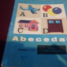 ABECEDAR PENTRU SCOLILE AJUTATOARE PARTEA I 1976 - Carte de povesti