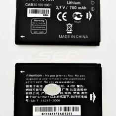 Acumulator Alcatel OT 1040X / 1013 / 1042 / 1046 CAB3010010C1, Li-ion