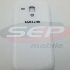 Capac baterie Samsung Galaxy S Duos S7562 WHITE original