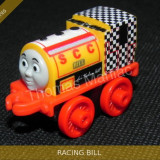 Fisher Price - Thomas and Friends Minis - trenulet jucarie RACING BILL