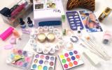 Set kit complet unghii gel-BONUS-pigment oglina+ sirena, Sina