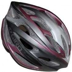 Casca ciclism bicicleta Giro, dama, marimea S (52-54 cm) - Echipament Ciclism, Casti bicicleta