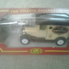 Corgi Cameo Village Collection - Croft Original - Macheta auto 1: 64