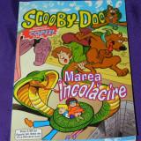 Scooby Doo nr 2 - Marea incolacire benzi desenate romana (1828 - Reviste benzi desenate