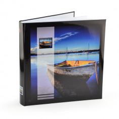 Album foto Boat Blue de capacitate mare, 500 poze format 10x15