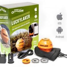 Sonar Wireless ET Outdoor Lucky Laker - Sonar Pescuit