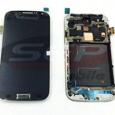 LCD+Touchscreen cu Rama Samsung Galaxy S4 I9505 BLACK EDITION Original China