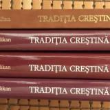 Traditia crestina: o istorie a dezvoltarii doctrinei / J. Pelikan  Vol. 2-5
