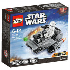 LEGO STAR WARS 75126 - First Order Snowspeeder, 6-10 ani
