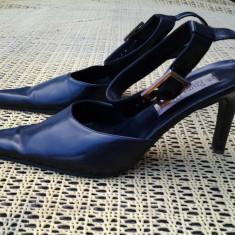 Prima Donna, pantofi dama mar. 39 - Pantof dama, Culoare: Din imagine, Cu toc