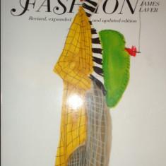 Costume & fashion (moda) -296pagini/ilustratii/ carte in lb.engleza- James Laver - Carte design vestimentar