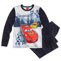 Pijama cu maneca lunga Disney Cars denim