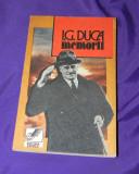 I G Duca - Memorii vol I Neutralitatea Partea I 1914-1915 (4511