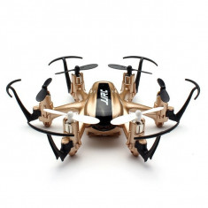Drona Mini Hexacopter JJRC H20 LED, Senzor Gyro 6 Axe, Rotiri 360 Grade, avion