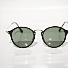 Ochelari de soare Ray Ban RB2447 901A rotunzi - Ochelari Hugo Boss, Unisex