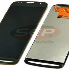 LCD+Touchscreen Samsung I9295 Galaxy S4 Active BLACK original - Display LCD