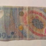 CY - 2000 lei 1999 Romania ECLIPSA - Bancnota romaneasca