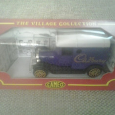Corgi Cameo Village Collection - Cadbury - Macheta auto 1: 64