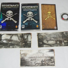 Joc Sony Playstation portable PSP - Resistance Retribution Collector's Edition - Jocuri PSP Sony, Shooting, 16+, Single player