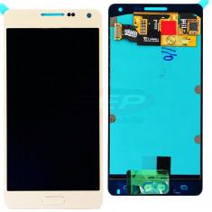 LCD+Touchscreen Samsung Galaxy A5 / SM-A500F / A500FU GOLD original - Display LCD