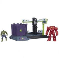 Set Avengers Hulk Buster Breakout - Figurina Povesti Hasbro