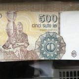 500 lei 1991 aprilie UNC - Bancnota romaneasca