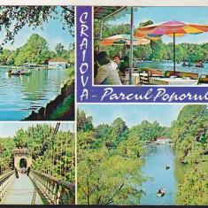 bnk cp Craiova - Parcul Poporului - uzata - marca fixa