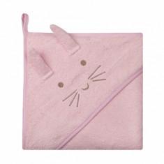 Prosop de baie cu gluga imprimeu animal Womar - Prosop baie copii