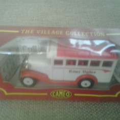 Corgi Cameo Village Collection - River Valley - Macheta auto 1: 64