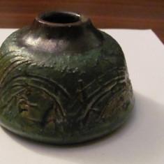 PVM - Vas ceramica mai vechi semnat deosebit