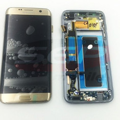 LCD+Touchscreen Samsung Galaxy S7 edge / SM-G935 GOLD original