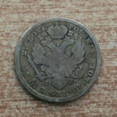 2 zloty 1825