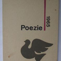 Poezie 1965 - antologie - Carte poezie