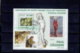 Sao Tome - Paul Cezanne - picturi, Arta, Africa