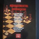 STEFAN NEDELEA - MANAGEMENTUL ORGANIZATIEI