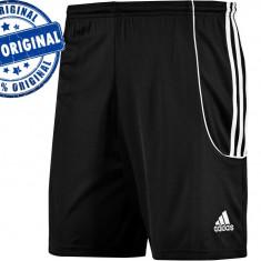 Pantalon barbat Adidas Squad 2 - pantaloni originali - Pantaloni barbati Adidas, Marime: XS, XXS, Culoare: Negru, Scurti, Poliester