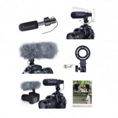 Microfon supercardioid Aputure V-MIC D1 pentru aparate foto si camere video - Microfon Camera Video