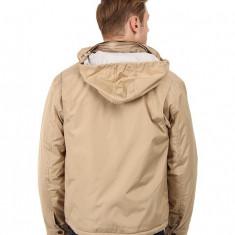 Geaca U.S. POLO ASSN. Mock Neck Jacket Polar - Geaca barbati US Polo Assn, Marime: L, Culoare: Nero