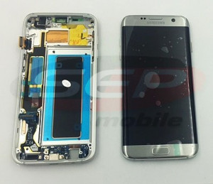 LCD+Touchscreen Samsung Galaxy S7 edge / SM-G935 SILVER original