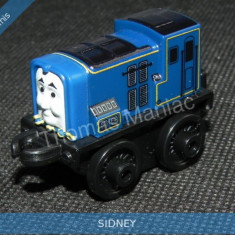 Fisher Price - Thomas and Friends Minis - trenulet jucarie SIDNEY, Metal, Unisex