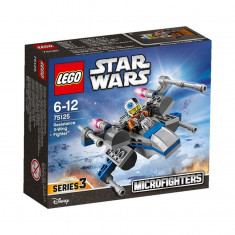 LEGO STAR WARS 75125 - Resistance X-Wing Fighter, 6-10 ani