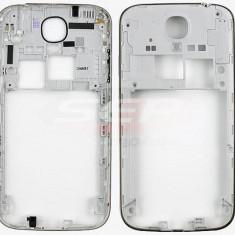 Carcasa mijloc Samsung i9500 Galaxy S4 GRI originala