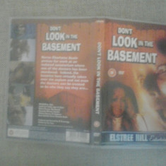 Don't look in the basement (1973) - DVD - Film thriller, Engleza