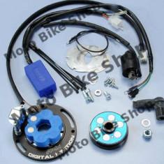 MBS Aprindere digitala completa racing Aprilia/Minarelli/Yamaha LC, Cod Produs: 1710539PO - Instalatie Moto