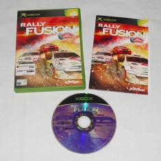 Joc Xbox Classic - Rally Fusion - Jocuri Xbox Altele, Sporturi, 12+, Single player