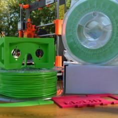 Filament PLA verde deschis 100g - imprimanta 3D