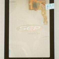 Touchscreen cu Rama Sony Ericsson Xperia X8 BLACK original - Touchscreen telefon mobil