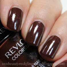 OJA MARO INCHIS REVLON COLORSTAY NAIL ENAMEL 210 FRENCH ROAST - Lac de unghii