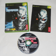 Joc Xbox Classic - The Terminator Dawn of Fate, Actiune, 12+, Single player