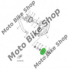 MBS Angrenaj pompa apa Aprilia/Minarelli/Yamaha, Cod Produs: 5BRE24590000YA - Angrenaj pompa apa Moto